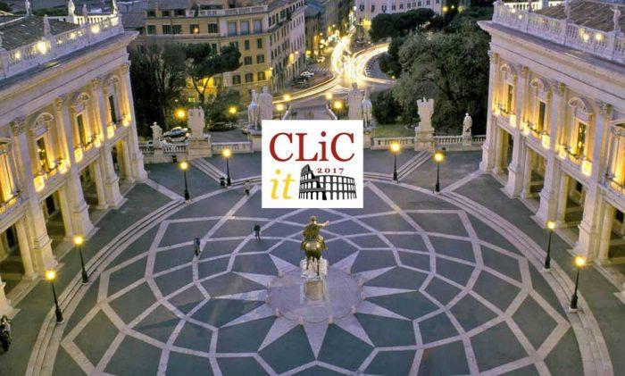 CLiC-it 2017 Rome