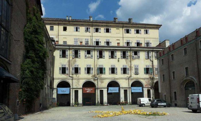 Cavalleriza Reale Torino
