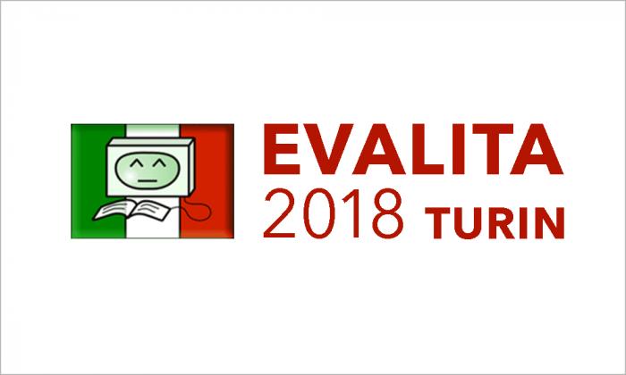 Evalita 2018 Turin