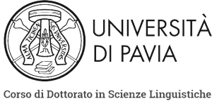 Logo Universita Pavia Linguistica