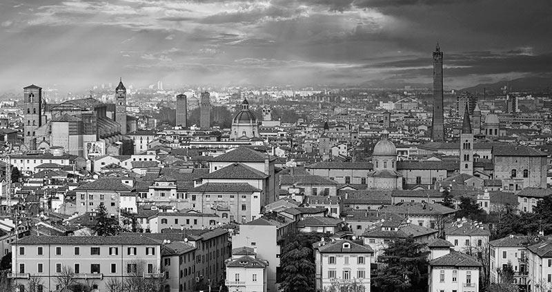 I tetti di Bologna